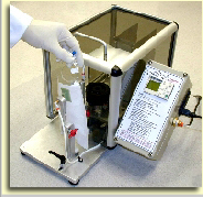 medical pouch filling machine